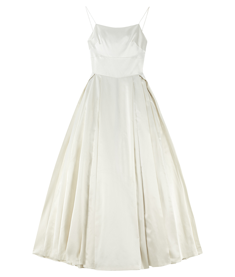 web_ASOS BRIDAL Extreme Satin Prom Maxi ú250 March April