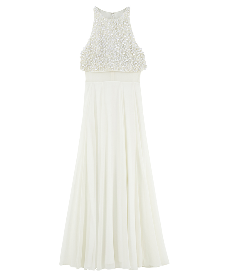 web_ASOS BRIDAL Pearl Crop Top Maxi Dress ú95 24 Feb