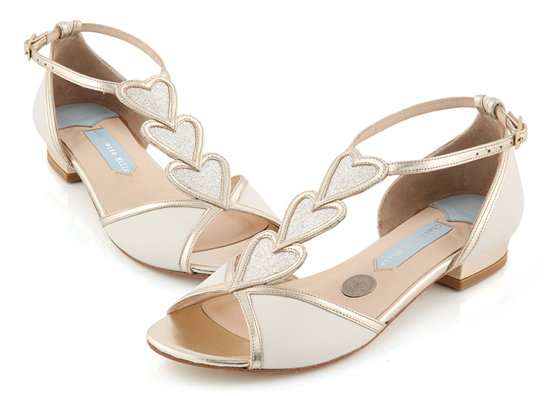 The lowdown: flat shoes that are still wedding-worthy | Tie the Knot ...