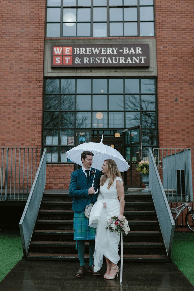 23.Rooftop-Mosaic-Urban-Wedding-Photography-Glasgow-Scotland-Rainy-Weddings-01
