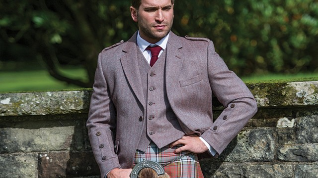 Kilty as charged: your indispensible guide to Highlandwear