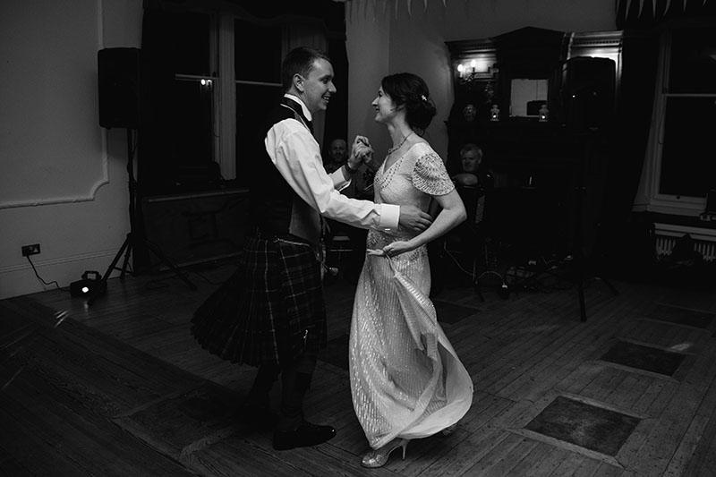 Stephen & Jenna Wedding, Kippilaw House