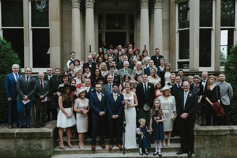 8. Rooftop-Mosaic-Kieran-Rebecca-Stylish-West-End-City-Wedding-One-Devonshire-Gardens-Glasgow-Urban-Wedding-Photography-135