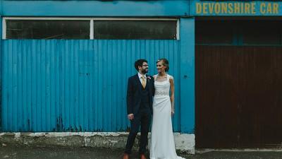 Rebecca McRae and Kieran Nelson