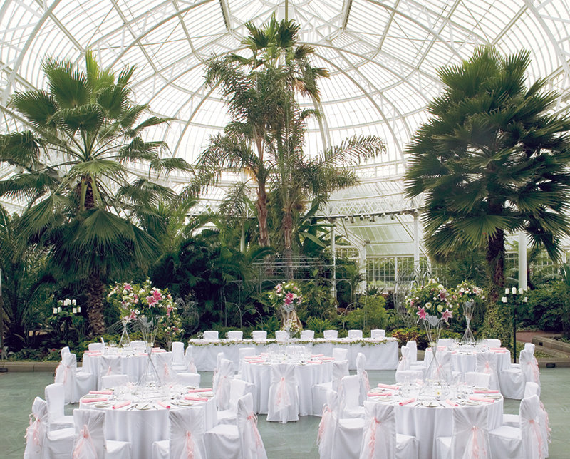 5Glasgow City Council Glasshouse Wedding Tables Layout