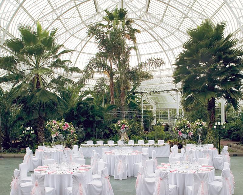 5Glasgow City Council glasshouse wedding tables layout