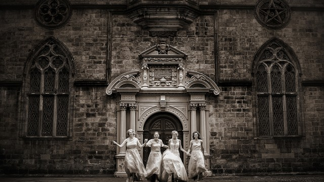 MPA Scotland Awards crowns the country's top wedding photographers