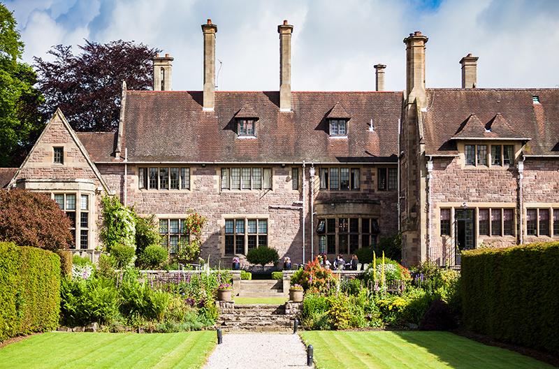 *Gean House wedding venue summer