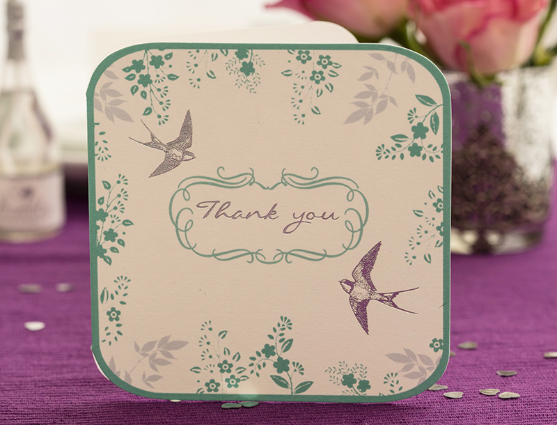 MacmillanThank you note cards