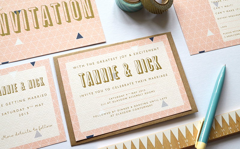 what to send and when your wedding stationery timeline