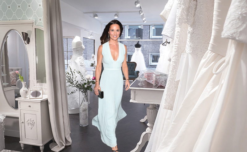 8540b733e5b We asked Scotland s top bridal boutiques to pick a gown for Pippa ...