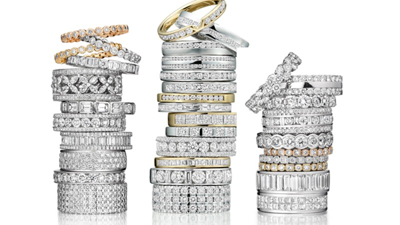 Eight reasons to go bespoke with your wedding rings