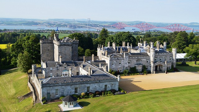 Dundas Castle's Auld Keep celebrates its 600th birthday