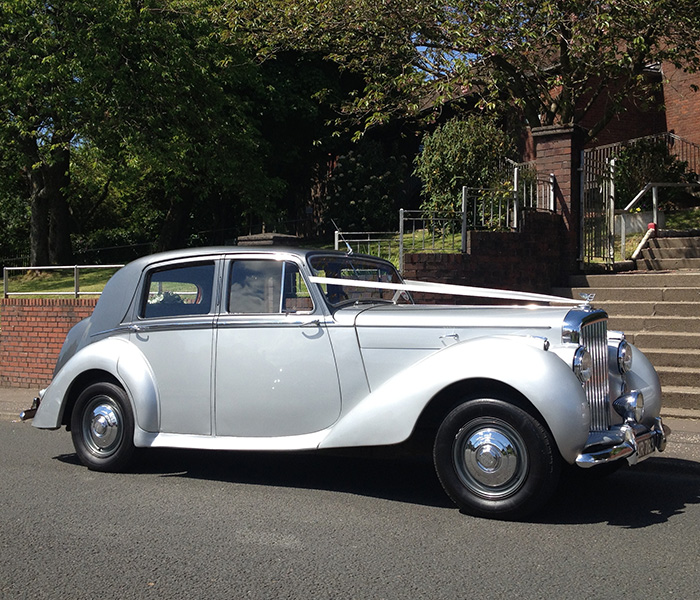 Classic Bentley Wedding Car: 12 Classic Cars You Can Hire For Your Wedding In Scotland