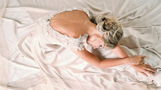 Struggling to find 'the one'? It might be time to consider a bespoke wedding dress