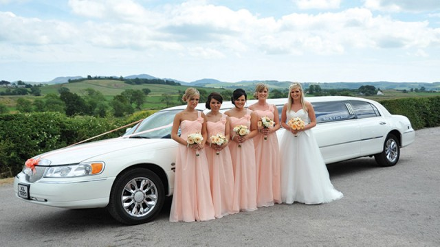 There's so much more than getting from A to B when it comes to wedding transport