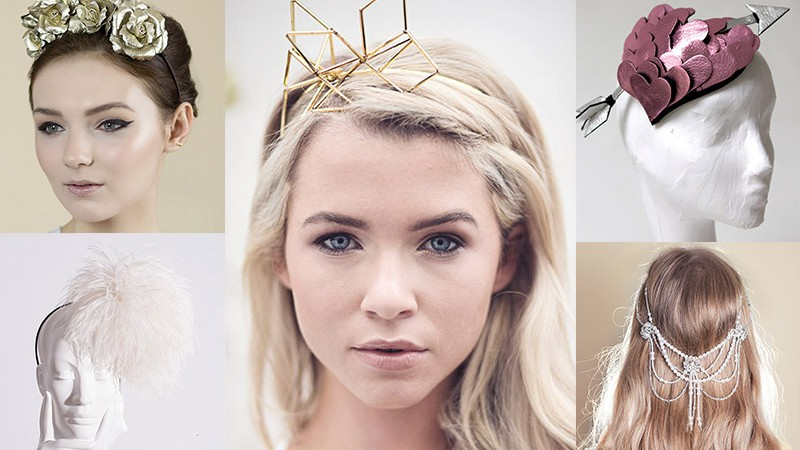 25 of the best bridal headpieces and hair accessories