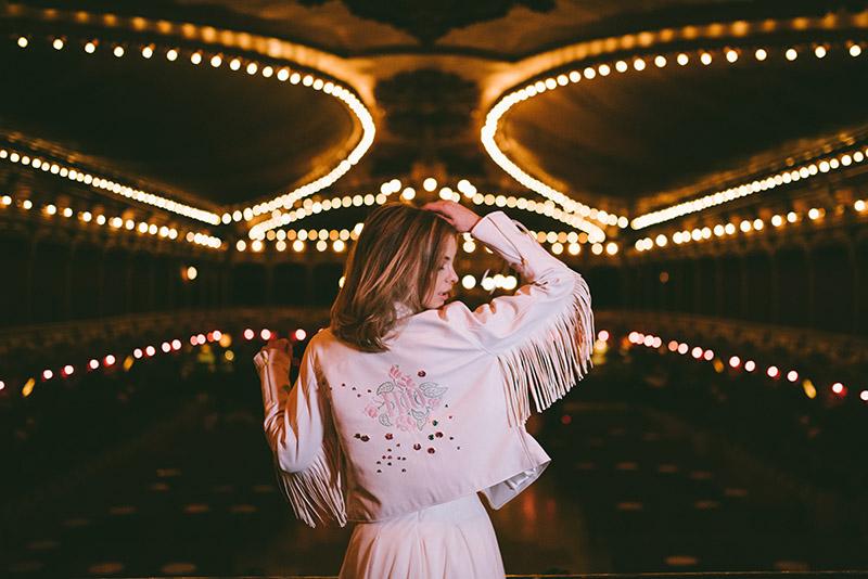 *mainRosalind Jacket - Lisa Skirt