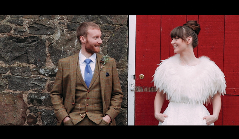 YPod Wedding Films uses colour and contrast to great effect (ypodweddingfilms.co.uk)