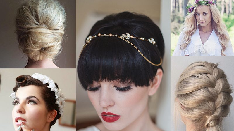 20 beautiful big day hairstyles from Scotland's bridal stylists