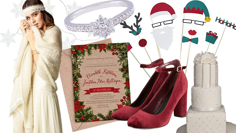 #MOODboard: All I want for Christmas is you (to say I do!)