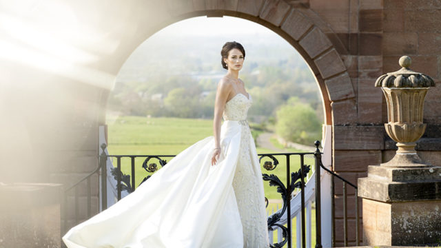 Eleganza Sposa is giving brides the chance to win a dress this weekend!