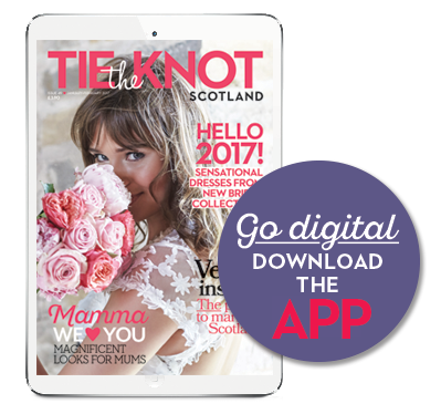 Download the Tie the Knot Scotland App