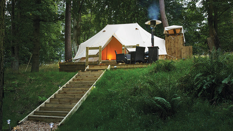10 Scottish lodges, houses and glamping hotspots for hen and stag breaks