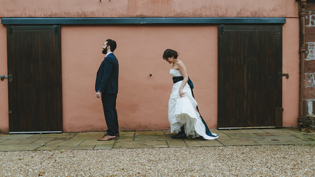 What is a first look and why should you ask your photographer to shoot one?