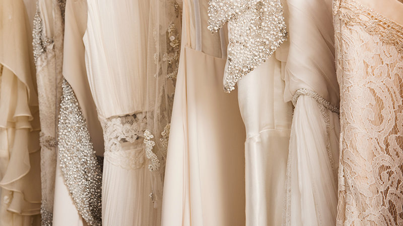 Everything you need to know about booking into and buying at bridal boutiques