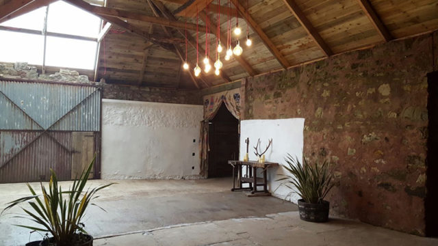 The Cow Shed Crail reveals lush new venue The WorkShop