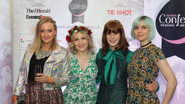 The Scottish Confetti Wedding Awards crowns the leading lights in the country's bridal industry