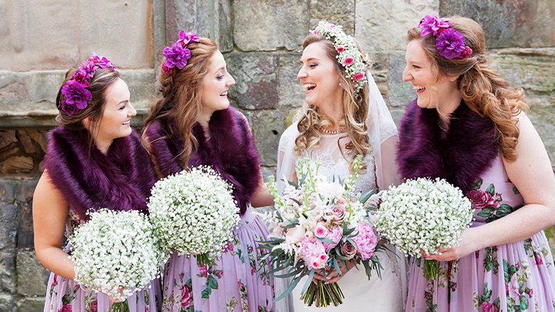 PHOTO ALBUM: Girl squad goals with your bridal besties