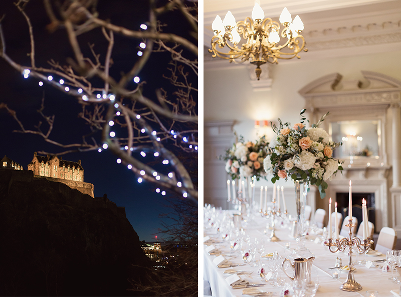 When It Comes To Scottish Wedding Venues The Balm Is An Iconic Choice With Its Panoramic Views Of Capital Says Hotel S Planner Katie