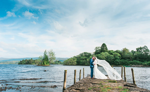 A S Thing Scotland Most Stunning Waterside Wedding Venues