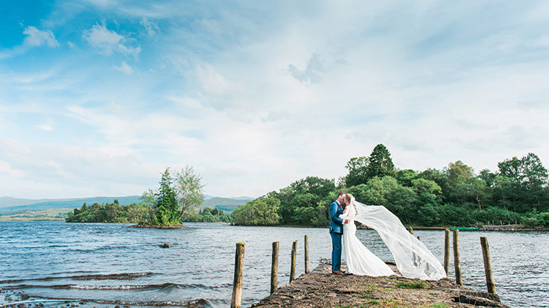 A shore thing: Scotland's most stunning waterside wedding venues