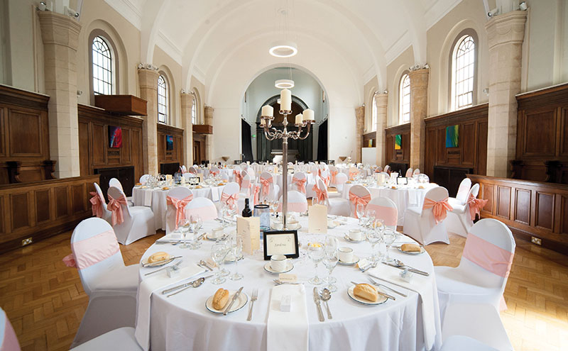 The rivers suite at craiglockhart offers smart new wedding package you can thank harry potter for our obsession with more academic wedding venues and the latest on our wishlist is based within edinburgh napier universitys junglespirit Images