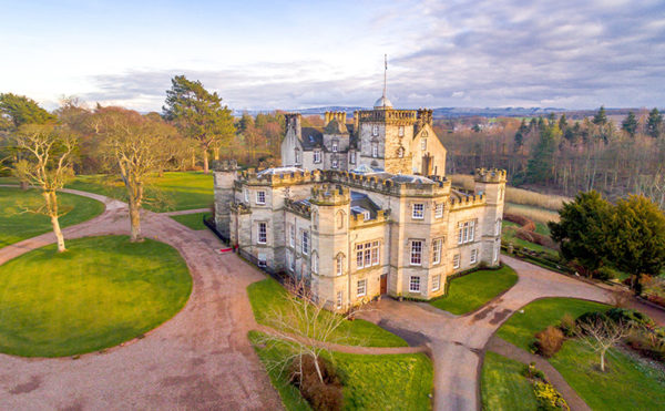 Make yourself at home at 15 exclusive-use Scottish wedding venues