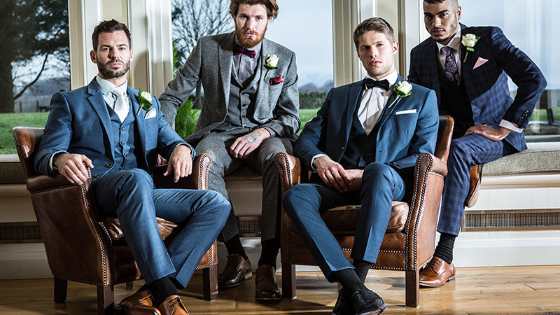 Slaters takes the hassle out of dressing the lads with new online service