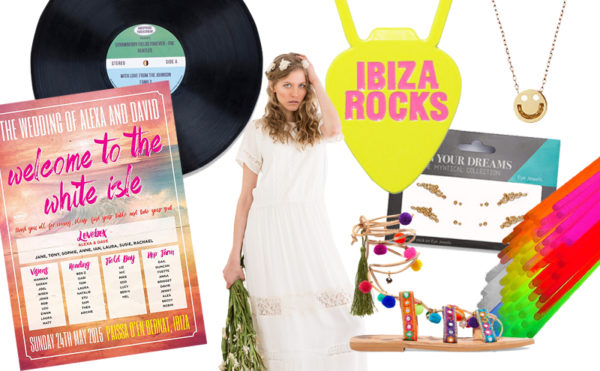 Moodboard: we're going to Ibiza!