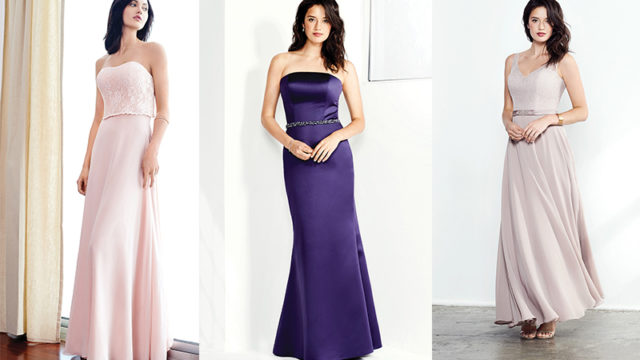 Kenneth Winston's new bridesmaid gowns hit exclusive stockist Aimee Bridal Couture