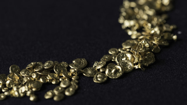 What a rush! You can now get rings made from Scottish gold