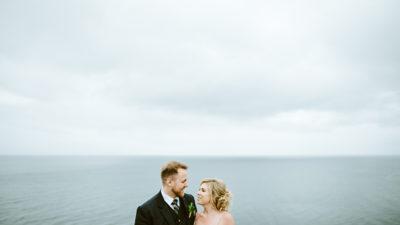 Lindsey Mohr and Erik Webster