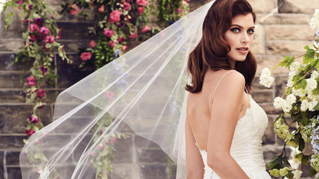 Do you know your birdcage from your drop? A guide to different veil lengths