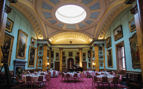 Best of both: venues that are stunning inside and out
