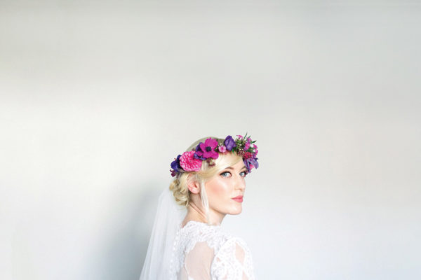 Bloomin' lovely floral crowns and foliage garlands
