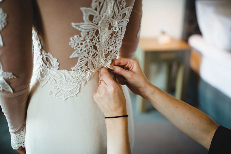 57c2e4734b126 Wedding dress alterations: essential or just another tick on your to ...