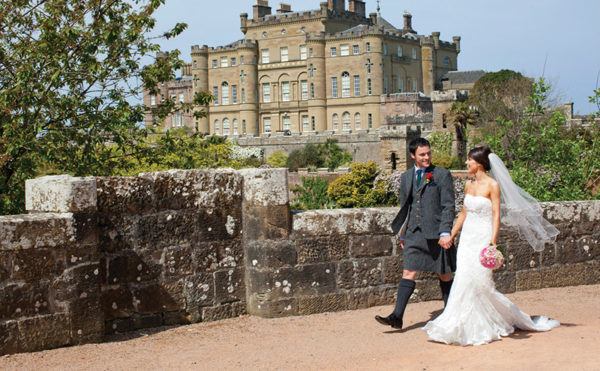 Post-wedding adventures with the National Trust for Scotland's new membership incentive