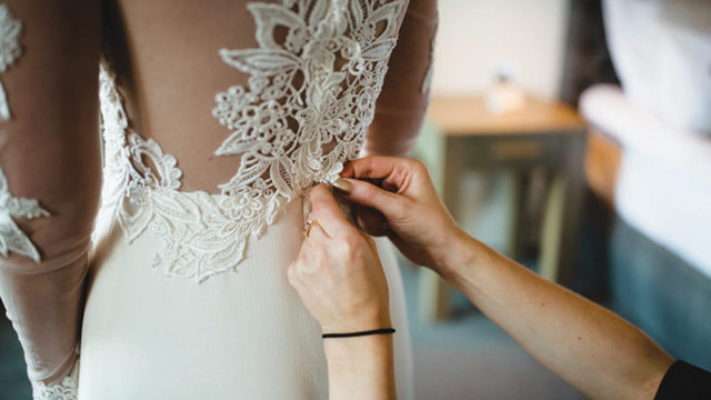 Wedding dress alterations: essential or just another tick on your to-do list?