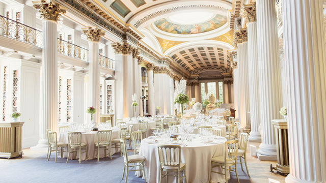 Top of the class: our favourite academic venues you can get married in